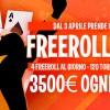 Su Gioco Digitale arriva il Freeroll Fest: ogni giorno 4 tornei a iscrizione gratuita!
