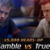 A carte scoperte 5.000$ HU: 'iJustGamble' vs. 'Trueteller'