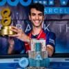 Andrea Shehadeh vince anche all'estero! Sono suoi i 110.000€ del Festival di Barcellona