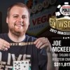 WSOP – McKeehen vince il Limit Championship! Braccialetti anche per Kakhmazov e Reynolds