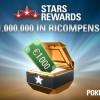 Da oggi su PokerStars è attivo Stars Rewards: ecco come funziona il nuovo programma di ricompense