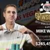WSOP – Chris Ferguson sfiora il suo sesto braccialetto! Ne restano ancora due da assegnare