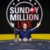 Sunday Million Live – Poggiali chiude 26° a Rozvadov, Philipp Salewski vince dopo un deal