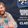 WSOP Europe – Nitsche vince il suo quarto braccialetto! Kanit e Sammartino sfruttano il re-entry nel Main