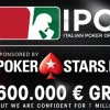L'entusiasmo dei giocatori per il nuovo IPO sponsored by PokerStars