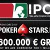 L'entusiasmo dei giocatori per il nuovo IPO sponsored by PokerStars
