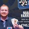 WSOP Europe – Sammartino chiude 13° nell'High Roller. Braccialetti a Skorepa e Farrell
