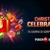 Ogni giorno una nuova ricompensa a sorpresa: su PokerStars è tempo di 'Christmas Celebrations'!