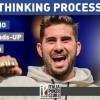 """Thinking process – Davide Suriano e un bluff catch con T high: """"Avrei giveuppato se oppo avesse checkato, ma…"""""""