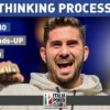 "Thinking process – Davide Suriano e un bluff catch con T high: ""Avrei giveuppato se oppo avesse checkato, ma…"""