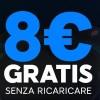 888 poker: 8 euro senza deposito!