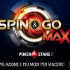 Nuovi Spin and Go Max su PokerStars: fino a 8 giocatori e MAXI ALL-IN FINALE!