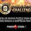 Golden Button Challenge – Ogni giorno fino a 20.000€ di bonus su PokerStars.it