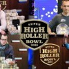 Super High Roller Bowl 2018: Holz, Polk e Tony G nella VIP List!