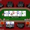 Punti di vista MTT – Second nut flush al river su bet e raise: call, fold o all-in?