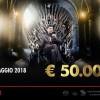 Torna il Sunday KING su People's Poker con 50.000€ in palio domenica 13 maggio