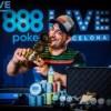 888poker LIVE Barcelona – Gli azzurri si arrendono al final table! Adrian Costin Constantin vince su Isla