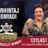 WSOP – Farhintaj Bonyadi è la mamma braccialettata del Super Seniors! Vince anche Yaniv Birman