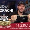 WSOP – Michael Mizrachi vince il suo terzo PPC in carriera! Esulta anche il cinese Zhu