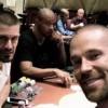 Antonius, Hansen e Ivey insieme alla Bobby's room! E Patrik è on fire…