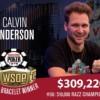 WSOP – Calvin Anderson vince nel Razz, Jessica Dawley nel Ladies Championship
