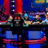 WSOP – Michael Dyer domina a 6 left nel Main Event dopo il Day 8! Joe Cada non molla