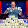 È umano? Justin Bonomo vince il One Drop WSOP e diventa il numero uno della All Time Money List!