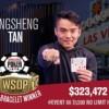 WSOP – Braccialetti a Tan e Ireland! Pasquale Vinci imbusta nel PLO con Negreanu