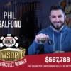 WSOP – Terzo braccialetto per Phil Galfond grazie al PLO Championship! Pescatori passa nello Stud Hi-Lo
