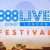Qualificati su 888poker.it al London Festival: il Main Event mette in palio 500.000£