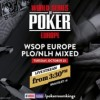 Segui qui lo streaming delle WSOP Europe: Vittorio Castro è al final table del Mixed