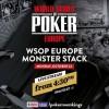 Segui qui lo streaming delle WSOP Europe: Mario Llapi gioca per il braccialetto nel Monster Stack