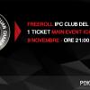 Vuoi giocare GRATIS il Main Event ICOOP? Un ticket in palio nel freeroll del nostro Club del Poker!