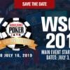 Anticipazione 50° World Series of Poker: il 30 maggio il nuovo 500$ Big 50 da 5 milioni, Main Event il 3 luglio