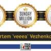 Come si vincono tre Sunday Million in tre anni? I video-replay a carte scoperte dei trionfi di 'veeea'
