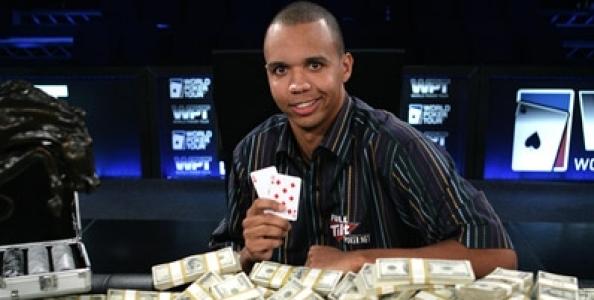 Full Tilt Poker : presti per oltre 10 milioni di dollari a Phil Ivey ?
