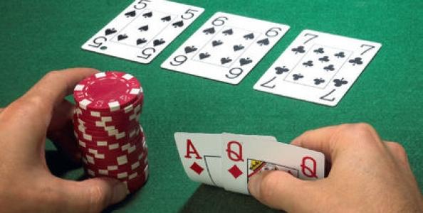 Continuation Bet al Flop nel Poker Texas Hold'Em