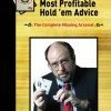 Recensione libri – Caro's Most Profitable Hold'em Advice di Mike Caro