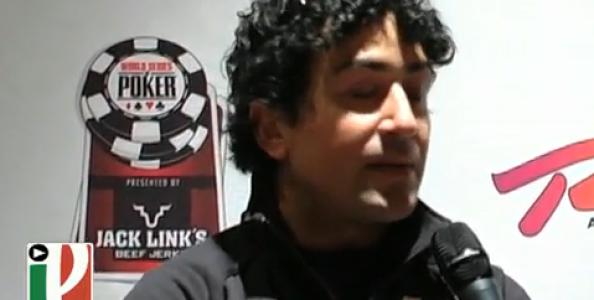 WSOP 2010, Oliva vola