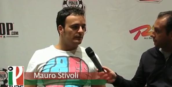 King Of Poker: Mauro Stivoli in 7 domande