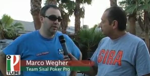 WSOP 2010 Video – Marco Wegher a Las Vegas per gli amici