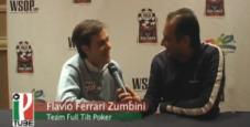 WSOP 2010 – Video di Flavio Zumbini impegnato nel Main Event