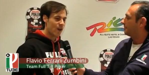 WSOP 2010 – Flavio Ferrari Zumbini analizza la struttura del Main Event