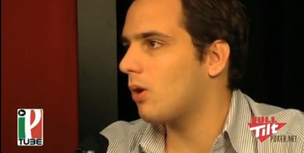 WSOP 2010, Rinaldi in quota, come sempre, con Isaia