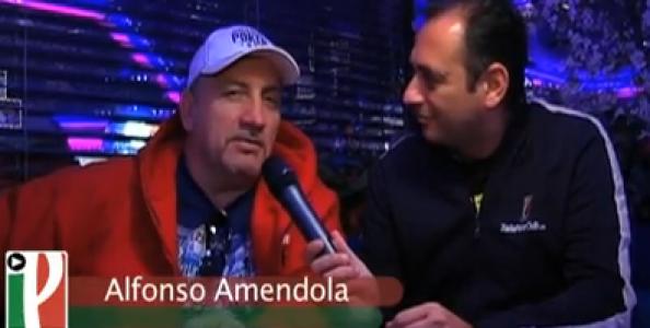 WSOP 2010 – Intervista ad Alfonso Amendola