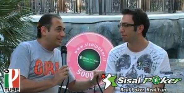 """WSOP 2010, PER """"GALB"""" MAI UNA GIOIA"""
