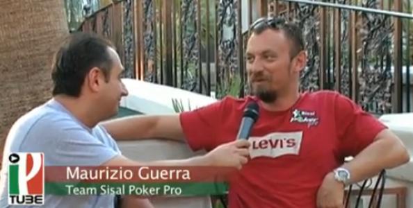 WSOP 2010 Video – Maurizio Guerra torna a casa