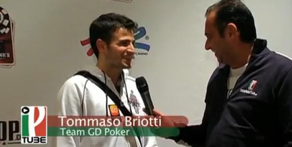 WSOP 2010 video – Al Main Event 30.000 per Tommaso Briotti