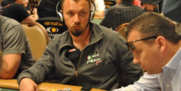 "Day2 Pot Limit Omaha: Alioto ""supporta"" Maurizio Guerra"