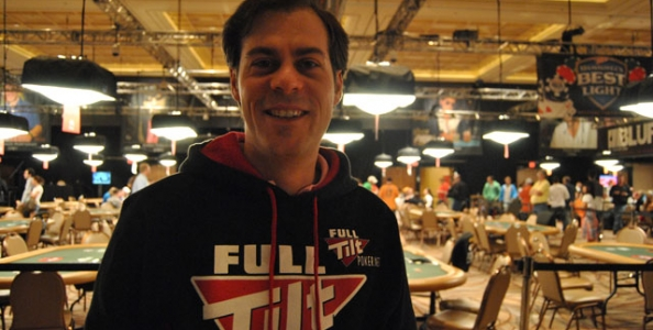 WSOP 2010 – Video intervista a Flavio Ferrari Zumbini